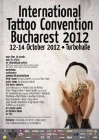 International Tattoo Convention Bucharest 2012 la Turbohalle
