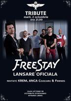 "Lansare FreeStay & videoclip ""Ea a fost Dana"" @Tribute"