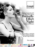 Butterfly Effect Night in The Silver Church