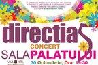 Concurs! Castiga 2 invitatii duble la concertul Directia 5 de la Sala Palatului!