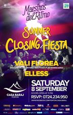 Summer Closing Fiesta@ Ponton Casa Baraj Valiug