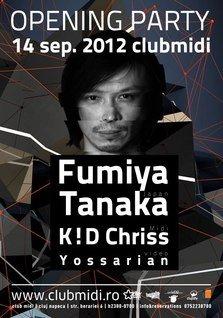 Club Midi Opening Party - Fumiya Tanaka