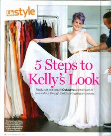 Kelly Osbourne - style icon in MLH