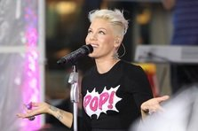 Pink live @ Today Show