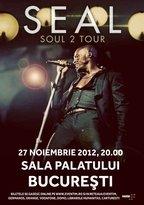 Concert SEAL la Sala Palatului din Bucuresti ANULAT