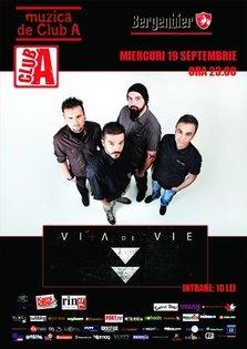 Concert Vita de Vie in Club A