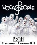 VOCA PEOPLE la ArCuB din Bucuresti
