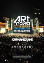 Orphaned Land si Amaranthe la Festivalul ARTmania Sibiu 2013