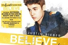 Justin Bieber lanseaza albumul Believe in varianta acustica