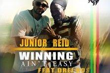 Drei Ros si Junior Reid lanseaza Winning Ain't Easy (videoclip)