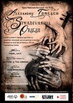OBSESII spectacol-concert Alexandru Tomescu la Opera Nationala