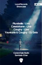Local Record Showcase: Plurabelle + Casetofoane +++ @Control