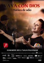 Concert Vaya Con Dios la Bucuresti!