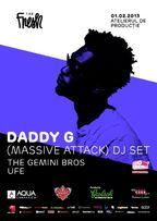 THE FRESH: DADDY G (dj set) @ Atelierul de Productie