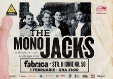 Concert The Mono Jacks + Manfellow in Fabrica