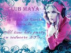 ALL TIME HITS PARTY cu 50% reducere in Club Maya
