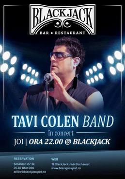 Tavi Colen @  Black Jack Pub