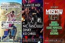 Programul saptamanii in Club Midi
