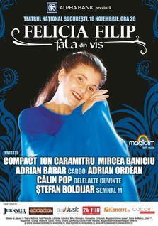 Concert Felicia Filip @ Teatrul National