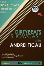 DIRTYBEATS Showcase @ Club ROYAL CLASS