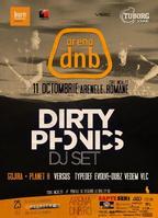 Dirtyphonics, Gojira & Planet H @ Arena dnb