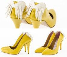 Pantofi de designer roman: Coca Zaboloteanu
