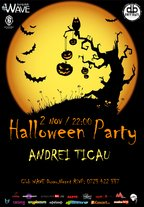 Halloween Party @ Club WAVE Durau