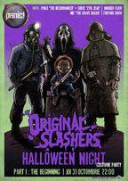 Original Slashers Halloween Night I The Beginning