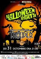 Halloween Party la Hard Rock Cafe