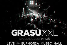 Grasu XXL lanseaza albumul Live @ Euphoria Music Hall (teaser, coperta)