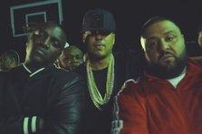 DJ Khaled feat Scarface, Akon, John Legend - Never Surrender (videoclip)