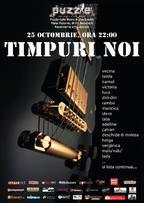 Concert Timpuri NOI in deschiderea Playlist de Logout