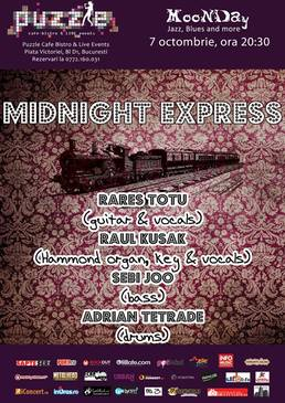 Midnight Express @ Puzzle