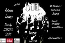 Live Autumn Leaves with Muse Quartet @ Fifteen Pub