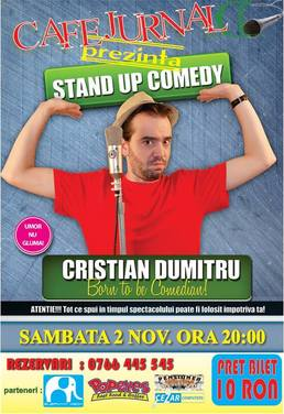 stand-up comedy ramnicul sarat 2014