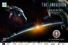 THE INVASION - Opening party @ Club Bamboo