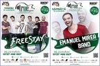 Concert FreeStay si Emanuel Mirea Band @ True Club