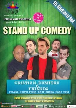 stand-up comedy joi bucuresti