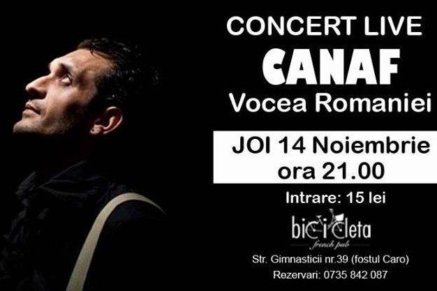 IULIAN CANAF LIVE – SibiuOnline.com – Evenimente si ...  |Iulian Canaf