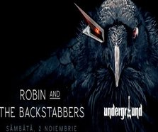 Robin and The Backstabbers @ Underground PUB