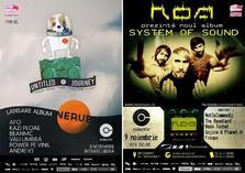 Nerub si ROA lanseaza un nou album in Colectiv