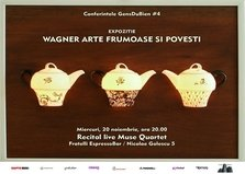 Conferintele GensDuBien #4: Expozitie Wagner Arte Frumoase si Povesti