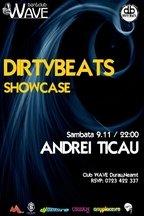Dirtybeats pres. Andrei Ticau @ Club Wave