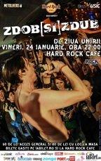 ZDOB si ZDUB @ Hard Rock Cafe
