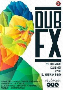 Dub FX @ Club Midi