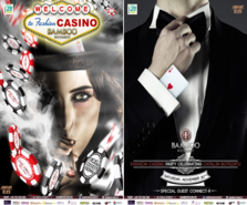 Fashion Casino party @ Bamboo