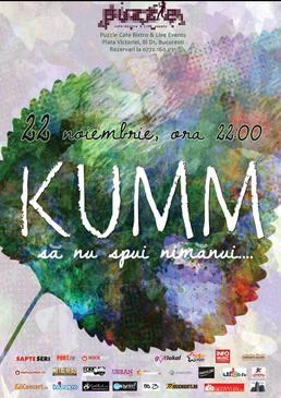 Concert KUMM @ Puzzle