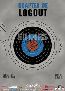Noul album the Killers lansat la Noaptea de Logout