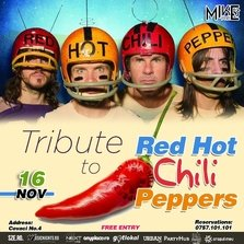 Tribute To Red Hot Chili Peppers