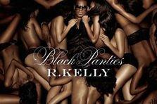 R.Kelly - Black Panties (coperta album)